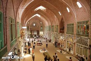 مجموعه بازار تاریخی تبریز
