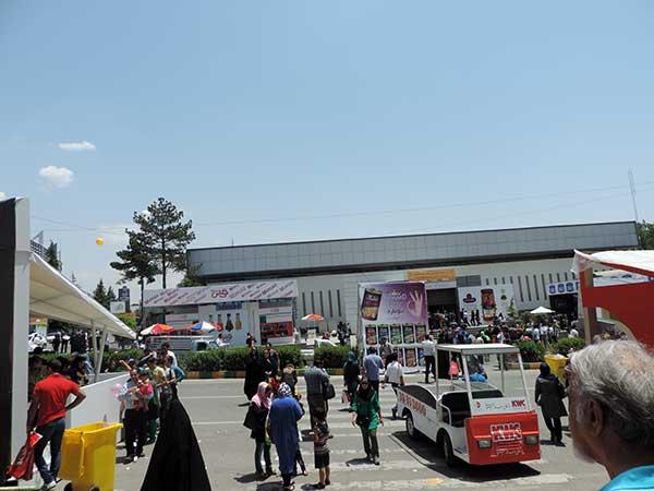 نمایشگاه آگروفود 1393 تهران