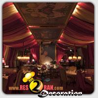 طراحی دکوراسیون داخلی رستوران و فست فود - چیدمان تجهیزات res2ran.com
