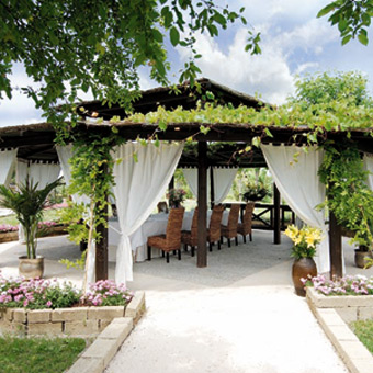 باغ جهت عروسی
