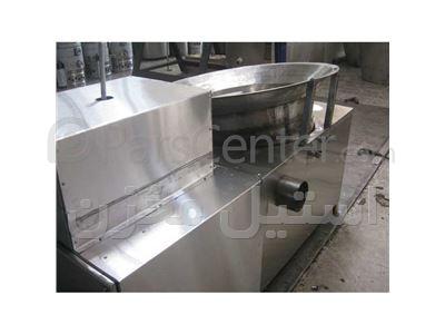 استیل مخزن( دستگاه پخت گز)