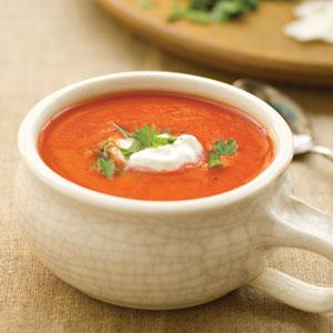 پیش غذا سوپ