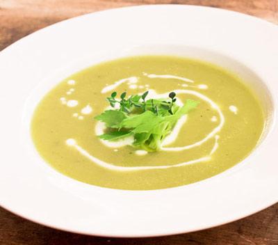 پیش غذا سوپ پیاز