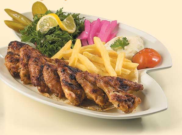 کباب کباب بال مرغ