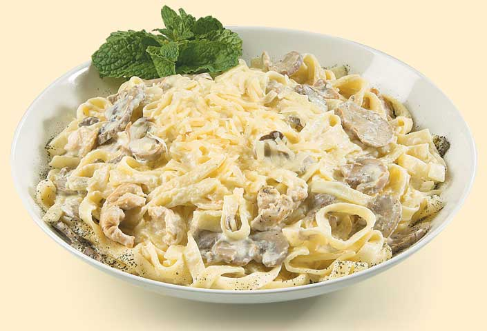 خوراک فتوچینی آلفردو