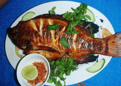 دریایی ماهی کباب
