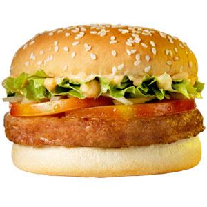 ساندویچ مرغ برگر