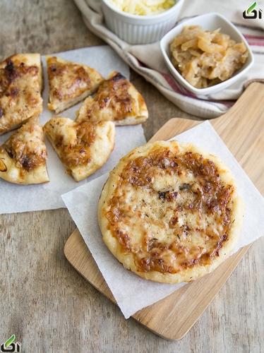 پیتزا فرانسوی