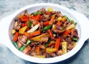 خوراک سینه مرغ