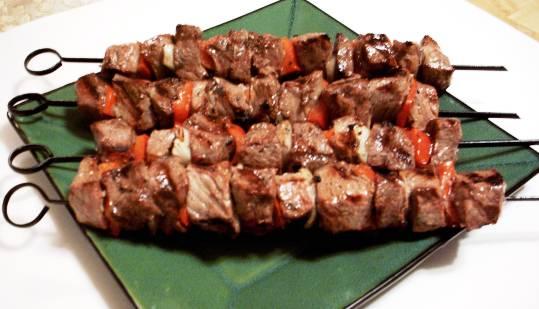 کباب کباب قفقازی