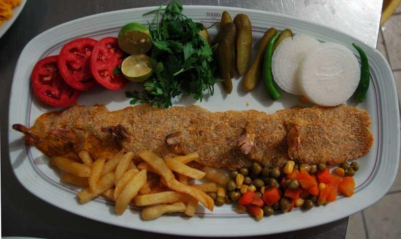 دریایی ماهی سوخاری