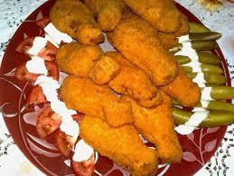 خوراک مرغ سوخاری