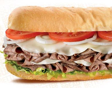 ساندویچ چیز استیک دوبل