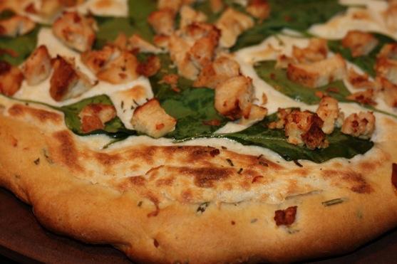 پيتزا آلفردو