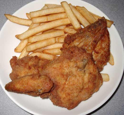 خوراک کنتاکی