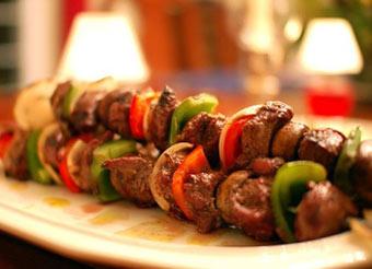 کباب کباب چنجه