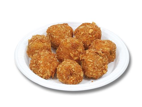 پیش غذا قارچ سوخاری