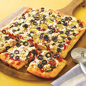 پیتزا یونانی,www.res2ran.com