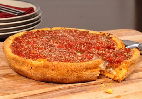 پیتزا شیکاگو
