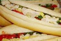 ساندویچ مغز,www.res2ran.com