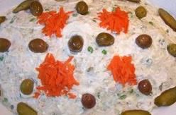 ساندویچ سالاد الویه