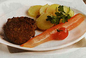 خوراک کتلت