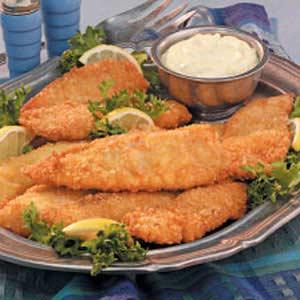 خوراک ماهی سوخاری