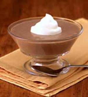 دسر و شیرینی دسر شکلاتی