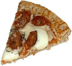 پیتزا سوسیس