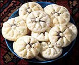 شیرینی نان برنجی,www.res2ran.com