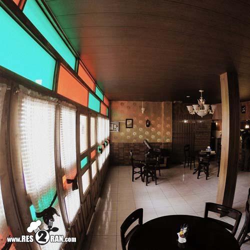 های شهر شیراز کافه بهار نارنج , رستوران های شیراز