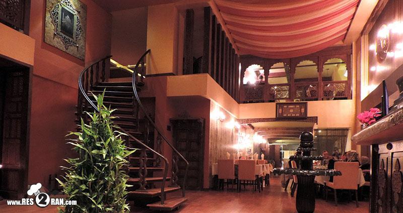 4pv9cctbu11609 رستوران هندی تاج محل شیراز